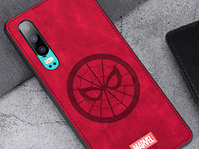Marvel Series Fabric TPU Case for Huawei P30