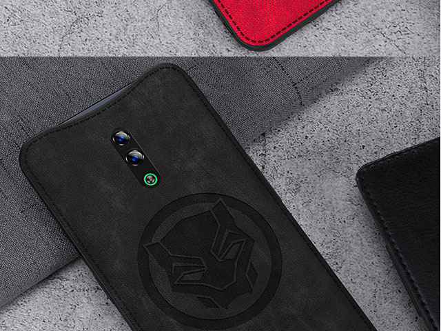 Marvel Series Fabric TPU Case for OPPO Reno