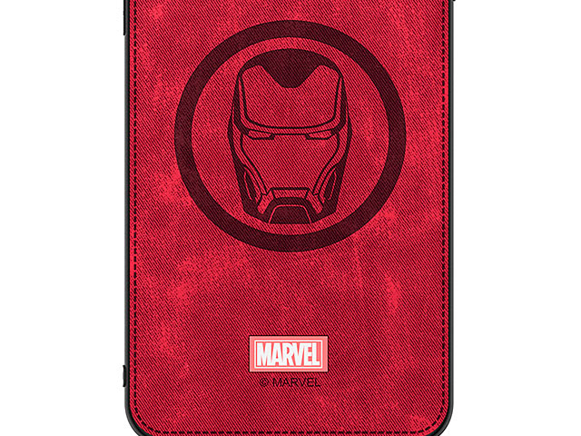 Marvel Series Fabric TPU Case for OnePlus 7 Pro
