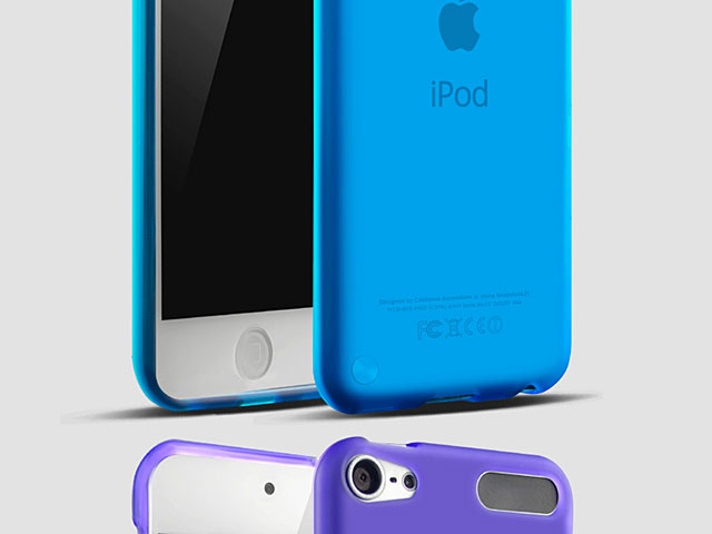 iPod Touch 2019 Soft Plastic Back Case