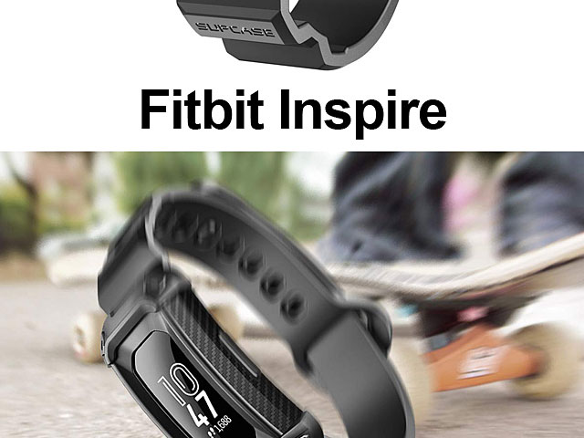 Supcase Unicorn Beetle Pro Wristband Case for Fitbit Inspire