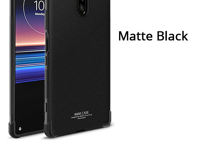 Imak Shockproof TPU Soft Case for Sony Xperia 1