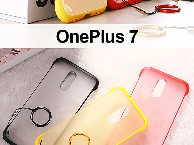 OnePlus 7 Ultra-Thin Borderless Case