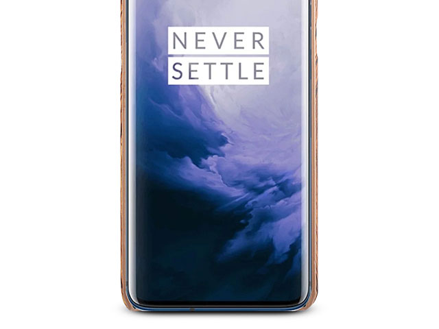 OnePlus 7 Pro Woody Patterned Back Case