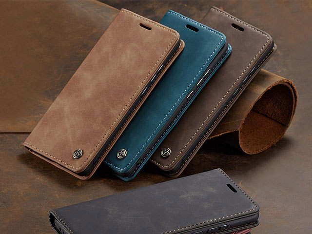 Xiaomi Mi 9 Retro Flip Leather Case