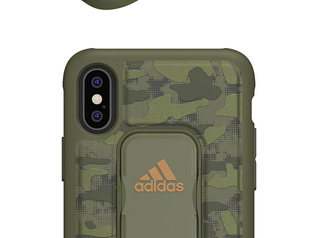 Adidas FW18 Grip Case (Camouflage) for iPhone X / XS (5.8)