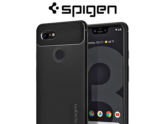 Spigen Rugged Armor Case for Google Pixel 3 XL