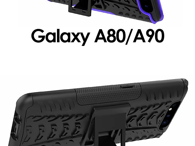 Samsung Galaxy A80/A90 Hyun Case with Stand