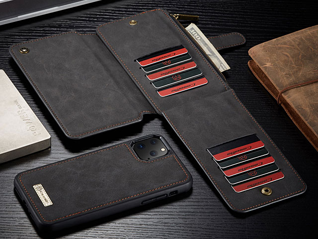 iPhone 11 Pro Max (6.5) Diary Wallet Case