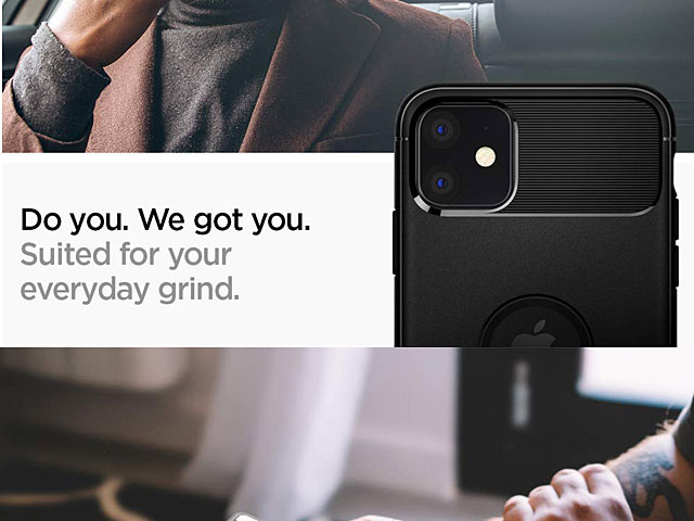 Spigen Rugged Armor Case for iPhone 11 (6.1)