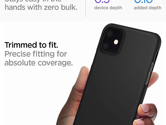 Spigen Thin Fit Case for iPhone 11 (6.1)