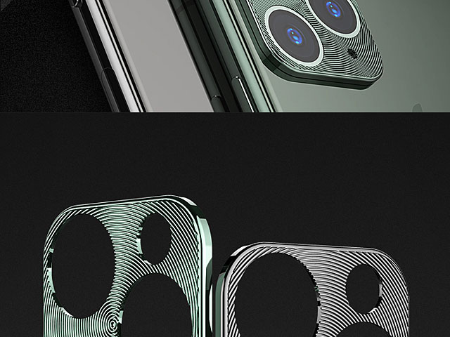 iPhone 11 Pro (5.8) Rear Camera Protective Metal Lens Ring