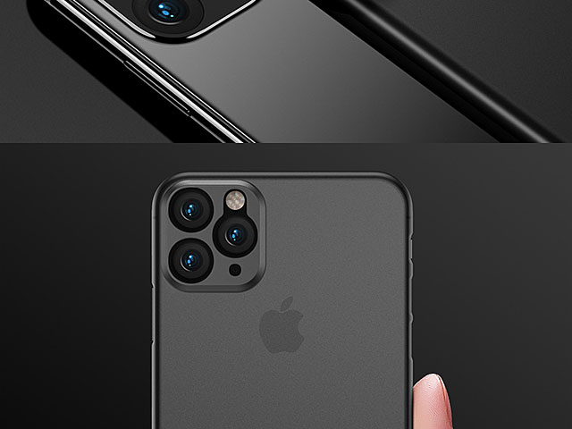iPhone 11 Pro Max (6.5) 0.5mm Ultra-Thin Back Hard Case