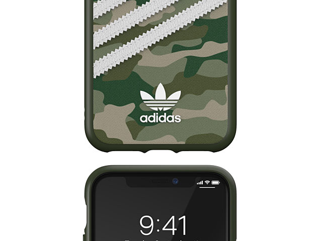 Camo Adidas Logo iphone case