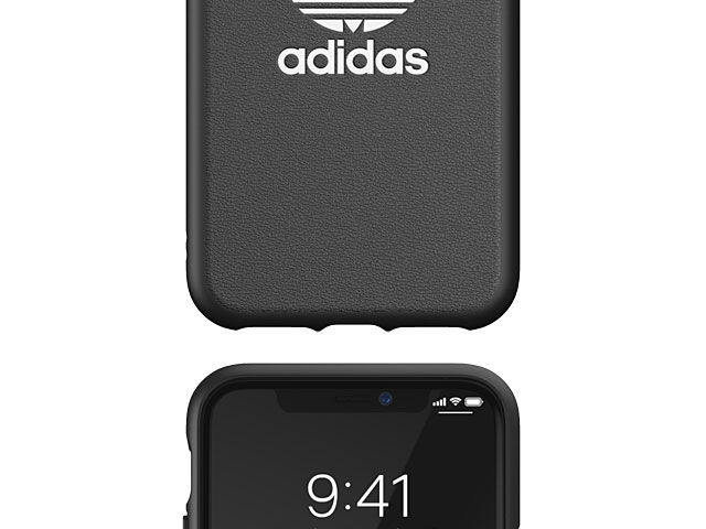 Adidas Moulded Case BASE FW19 (Black/White) for iPhone 11 Pro (5.8)