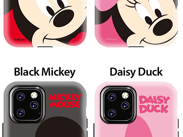 iPhone 11 (6.1) Mickey Mouse Series Combo Case