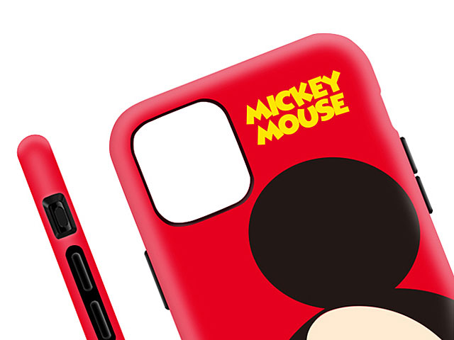 iPhone 11 Pro (5.8) Mickey Mouse Series Combo Case