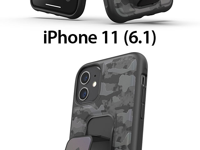 Adidas SP Grip Case CAMO FW19 (Black) for iPhone 11 (6.1)