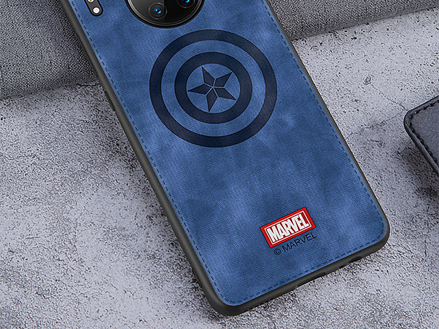 Marvel Series Fabric TPU Case for Huawei Mate 30
