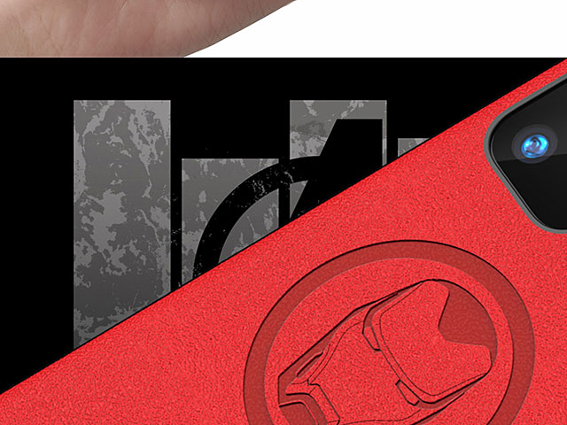 Marvel Series Leather TPU Case for iPhone 11 Pro (5.8)