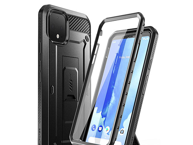 Supcase Unicorn Beetle Pro Rugged Holster Case for Google Pixel 4