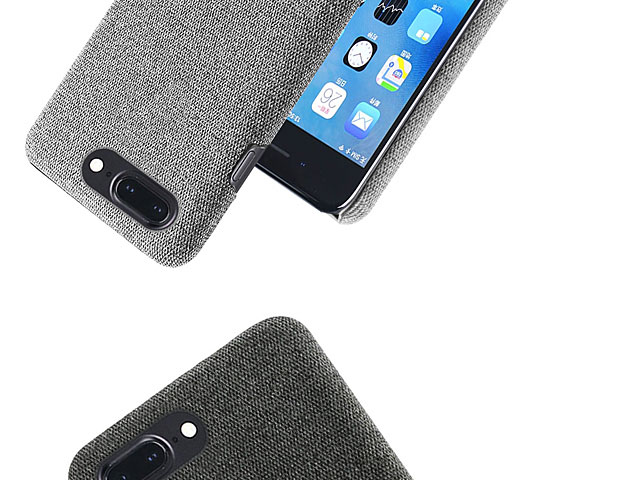 iPhone 7 Plus / 8 Plus Fabric Canvas Back Case