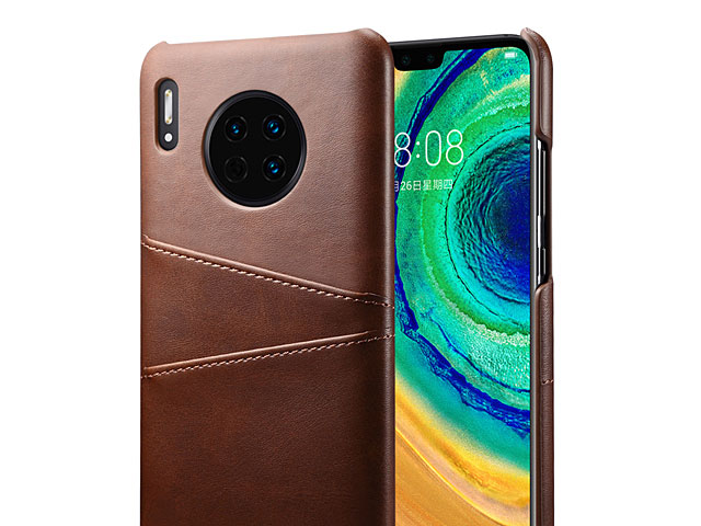 Huawei Mate 30 Claf PU Leather Case with Card Holder