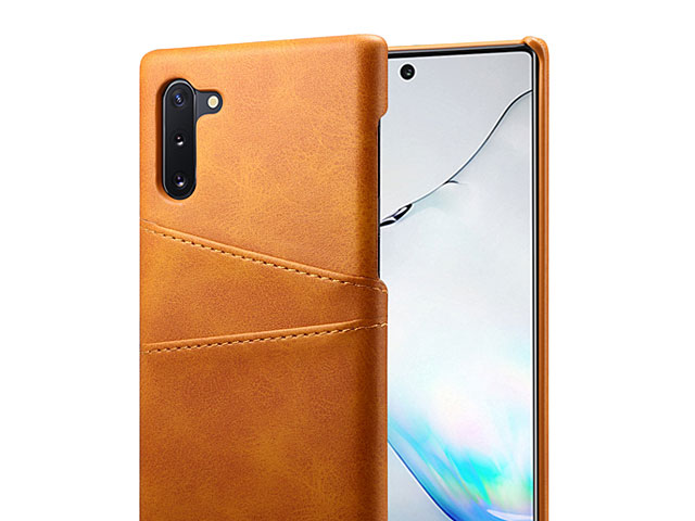 Samsung Galaxy Note10 Claf PU Leather Case with Card Holder