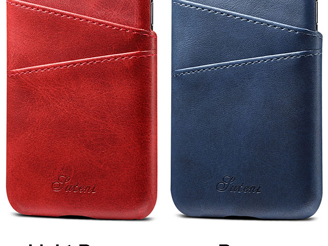 iPhone 11 (6.1) Claf PU Leather Case with Card Holder