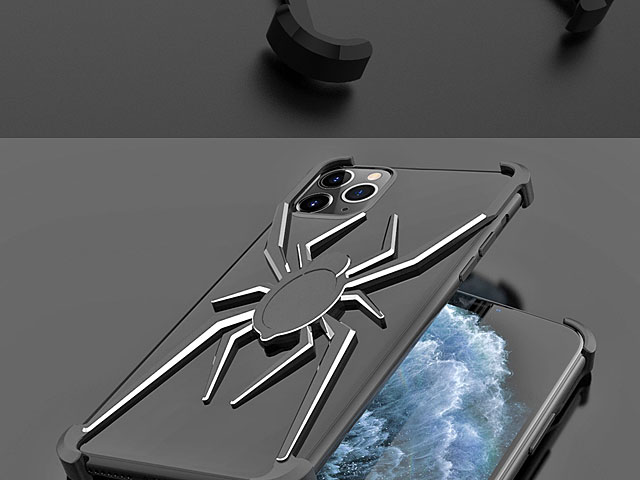 iPhone 11 Pro (5.8) Metal Spider Case