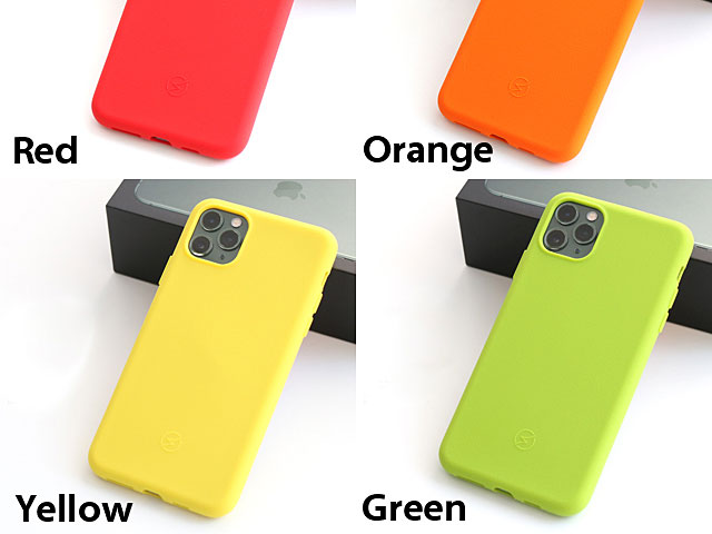 iPhone 11 Pro (5.8) Seepoo Silicone Case