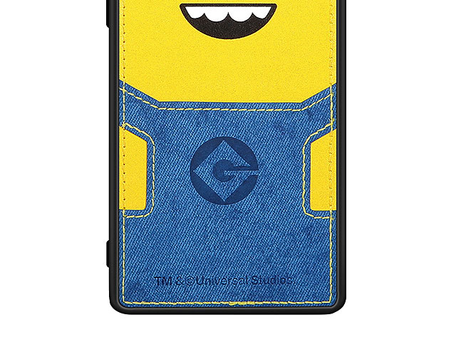 Despicable Me - Minion Fabric TPU Case for Huawei Mate 30 Pro