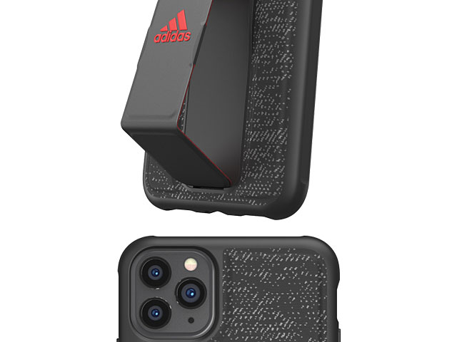 Adidas SP Grip Case FW19 (Black/Red) for iPhone 11 Pro (5.8)