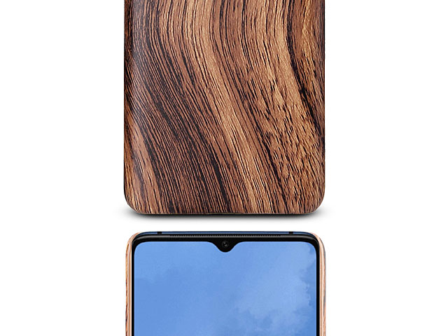 OnePlus 7T Woody Patterned Back Case