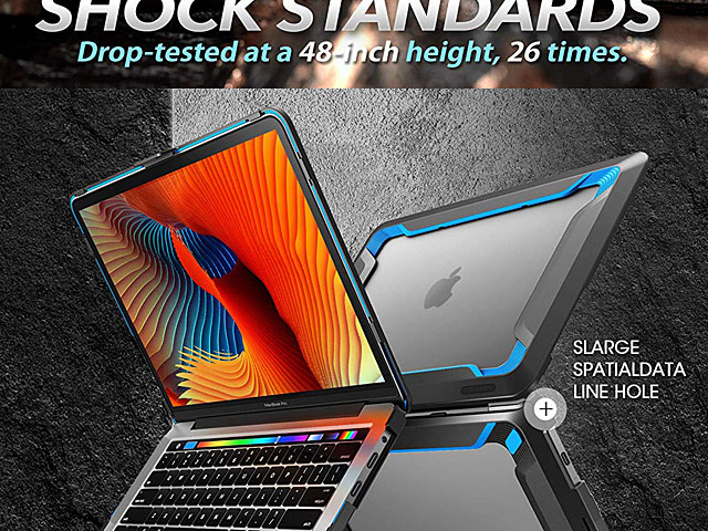 "i-Blason Rugged Case for Apple Macbook Pro 16"" (2019)"