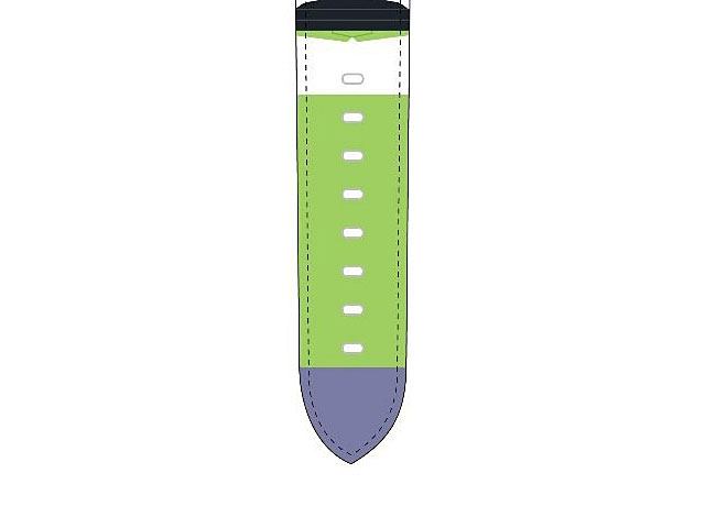 Disney Toy Story - Buzz Lightyear Leather Watch Band for Apple Watch 1~5 series