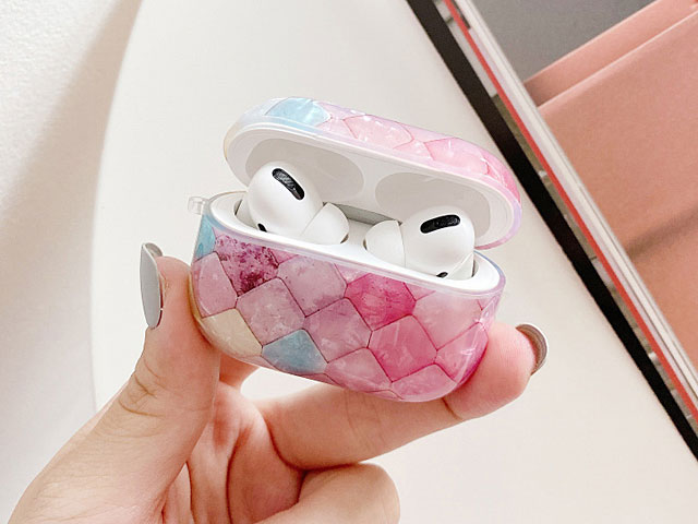 Fish Shell Pattern AirPods Pro Case