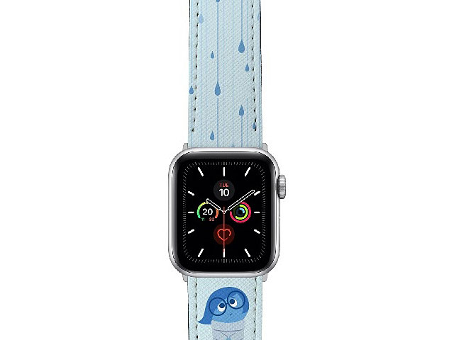 Disney Inside Out - Sadness Leather Watch Band