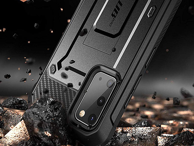 Supcase Unicorn Beetle Pro Rugged Holster Case for Samsung Galaxy S20 / S20 5G