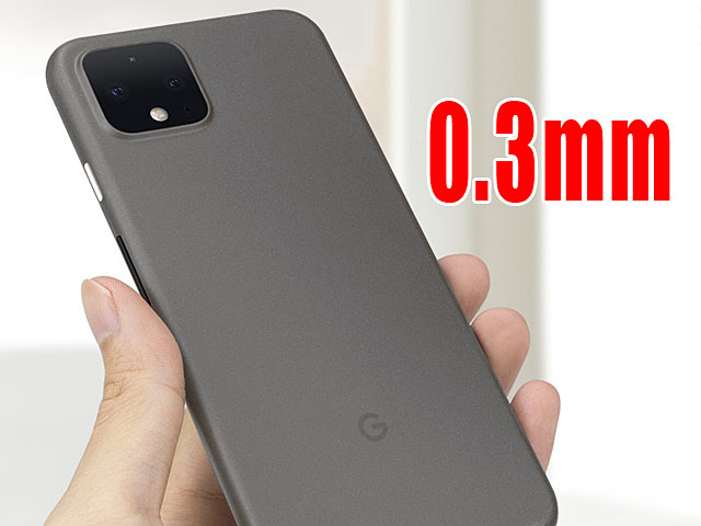 Google Pixel 4 XL 0.3mm Ultra-Thin Back Hard Case