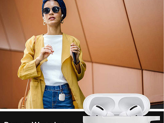 Spigen Silicone Fit Case for Apple AirPods Pro
