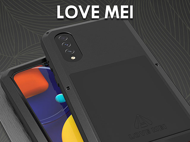 LOVE MEI Samsung Galaxy A50s Powerful Bumper Case