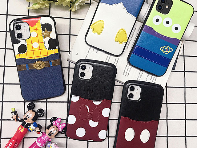 Disney Series Tough Pocket Case for iPhone 11 (6.1)