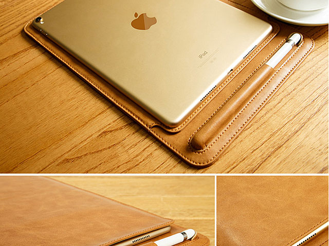 iPad Pro 12.9 (2018) 2-in-1 Leather Sleeve Stand