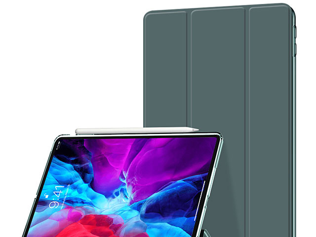 iPad Pro 11 (2020) Flip Hard Case with Pencil Holder