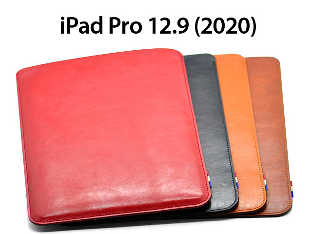iPad Pro 12.9 (2020) Leather Sleeve