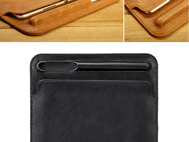 iPad Pro 11 (2020) 2-in-1 Leather Sleeve Stand