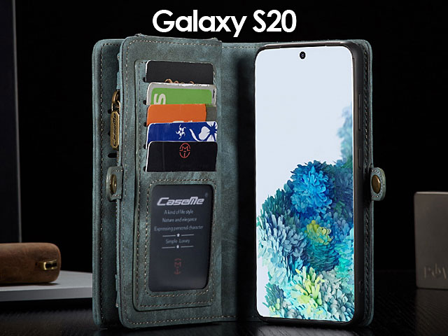 Samsung Galaxy S20 / S20 5G Diary Wallet Folio Case