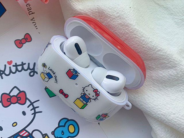 Hello Kitty AirPods Pro Case II