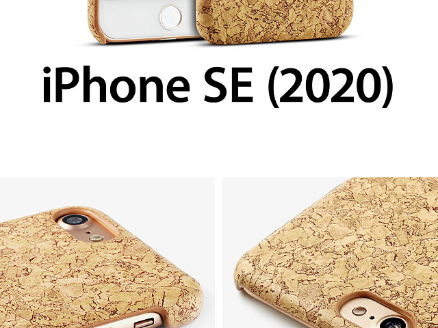 iPhone SE (2020) Pine Coated Plastic Case